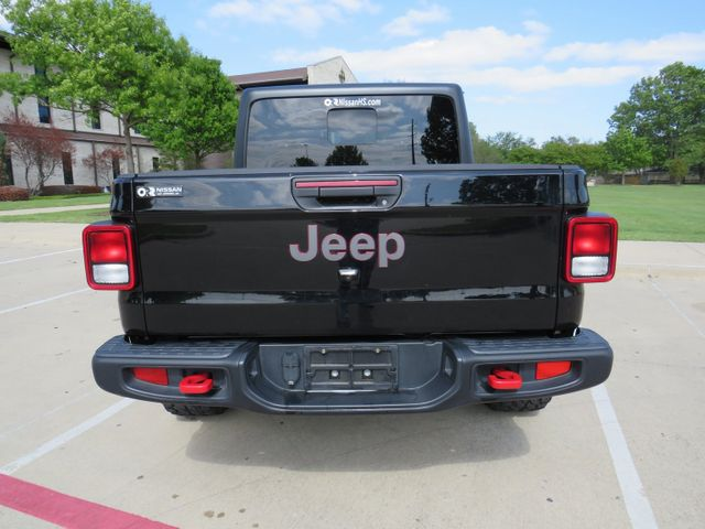 2020 Jeep Gladiator Rubicon LIFT/CUSTOM WHEELS AND TIRES in McKinney, Texas 75070