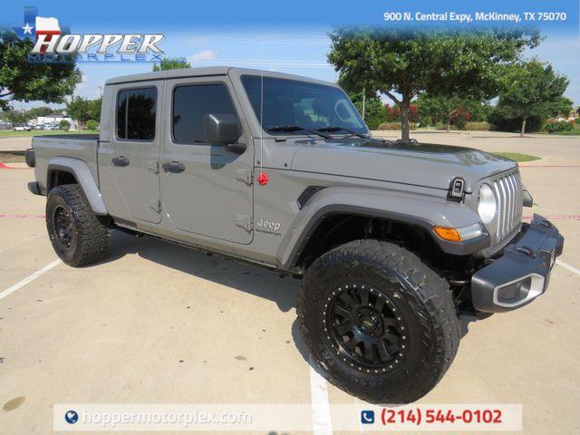 2020 Jeep Gladiator Overland CUSTOM WHEELS AND TIRES