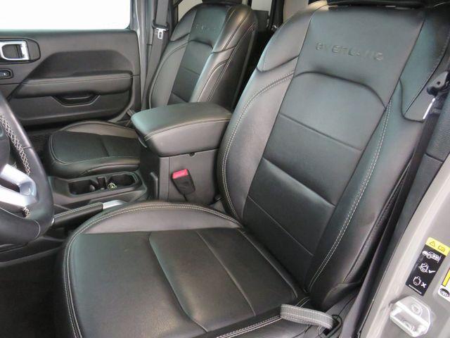 2020 Jeep Gladiator Overland CUSTOM WHEELS AND TIRES in McKinney, Texas 75070