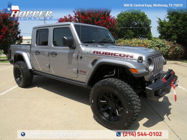 2020 Jeep Gladiator Rubicon Custom Lift Wheels and Tires