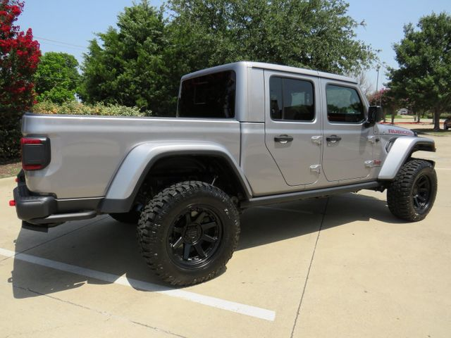 2020 Jeep Gladiator Rubicon Custom Lift Wheels and Tires in McKinney, Texas 75070