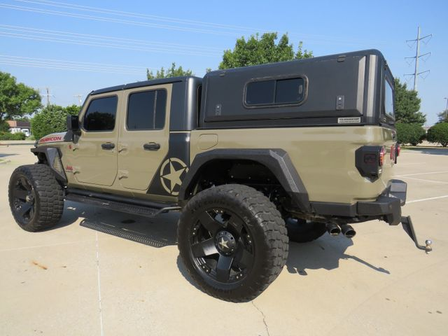 2020 Jeep Gladiator Rubicon Custom Lift, Wheels and Tires in McKinney, Texas 75070