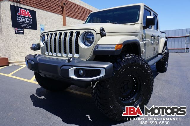 2020 Jeep Gladiator Overland 4x4 4WD Lifted Custom ~ HIGHLY OPTIONED