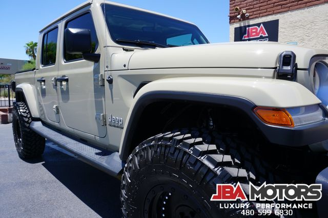 2020 Jeep Gladiator Overland 4x4 4WD Lifted Custom ~ HIGHLY OPTIONED in Mesa, AZ 85202