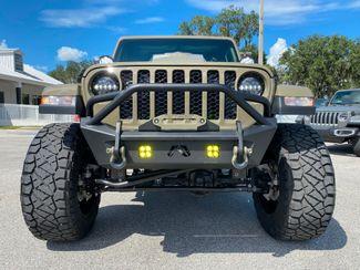 2020 Jeep Gladiator GATOR LIFTED LEATHER 37s DV8 TUFF QUAKE   Plant City Florida  Bayshore Automotive   in Plant City, Florida