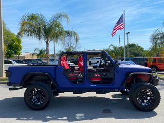 2020 Jeep Gladiator SUPERMAN LINE X LEATHER FALCON 37s QUAKE  Plant City Florida  Bayshore Automotive   in Plant City, Florida