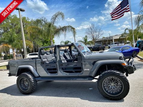 2020 Jeep Gladiator OVERLAND LIFTED LEATHER FUEL 37
