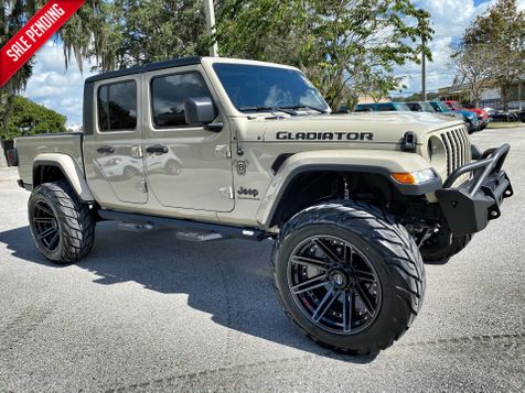 2020 Jeep Gladiator GOBI GLADIATOR FALCON LEATHER DV8 OCD FAB FOUR in Plant City, Florida