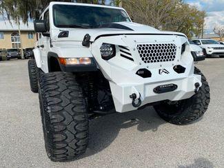 2020 Jeep Gladiator BLIZZARD CUSTOM GLADIATOR FAB FOUR 38s LEATHER  Plant City Florida  Bayshore Automotive   in Plant City, Florida