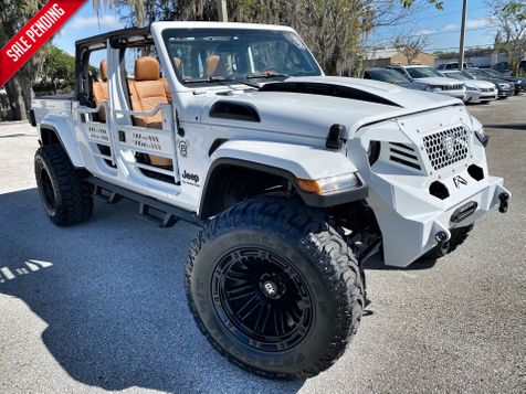 2020 Jeep Gladiator BLIZZARD CUSTOM GLADIATOR FAB FOUR 38