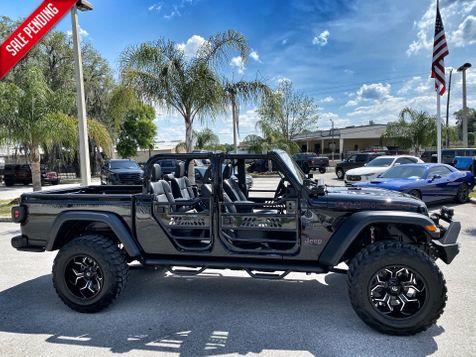 2020 Jeep Gladiator RUBICON GLADIATOR NAV LIFED FOX FUEL 35