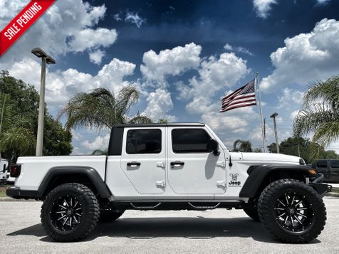 2020 Jeep Gladiator CUSTOM LIFTED GLADIATOR in Plant City, Florida