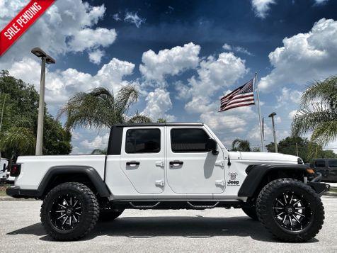 2020 Jeep Gladiator CUSTOM LIFTED GLADIATOR in Plant City, Florida
