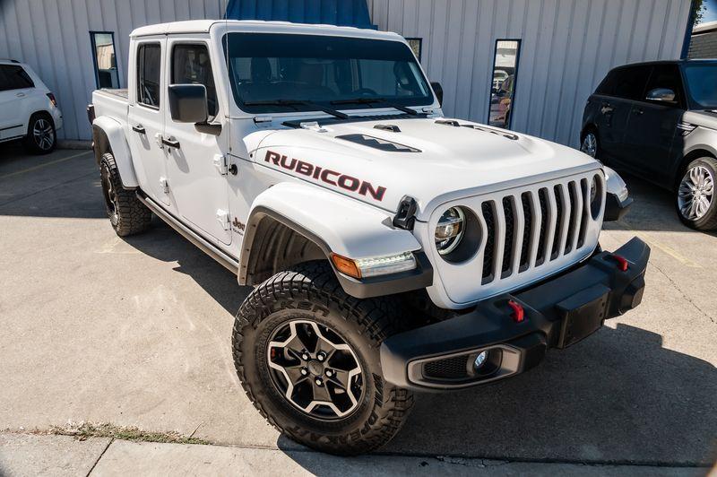 2020 Jeep Gladiator 3.6L V6 Rubicon Nav 3-Piece Hard Top 1-Owner NICE! in Rowlett, Texas