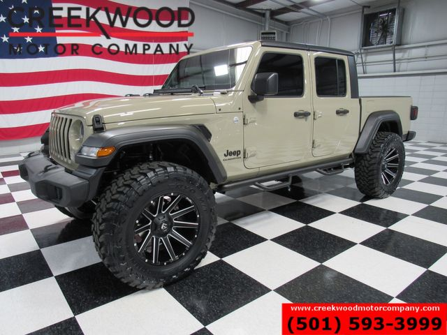 2020 Jeep Gladiator Sport S 4x4 Truck Lifted FOX 20s New Tires 1 Owner