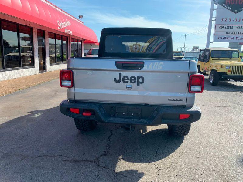 2020 Jeep Gladiator Sport S  St Charles Missouri  Schroeder Motors  in St. Charles, Missouri