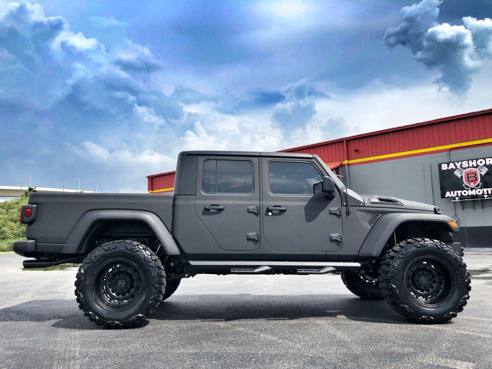 2020 Jeep Gladiator MAD MAX GLADIATOR LINE X 38 NITTOs ...