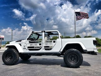 2020 Jeep Gladiator YETICUSTOM LIFTED LEATHER HARDTOP 37s   Florida  Bayshore Automotive   in , Florida