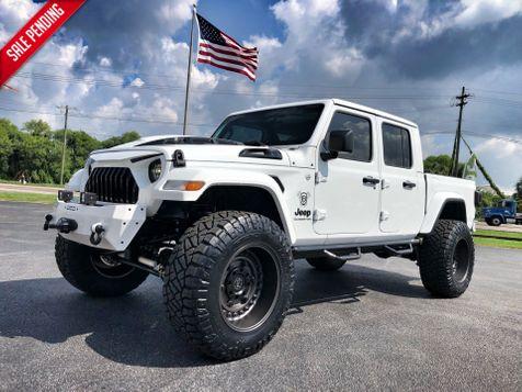 2020 Jeep Gladiator YETI*CUSTOM LIFTED LEATHER HARDTOP 37