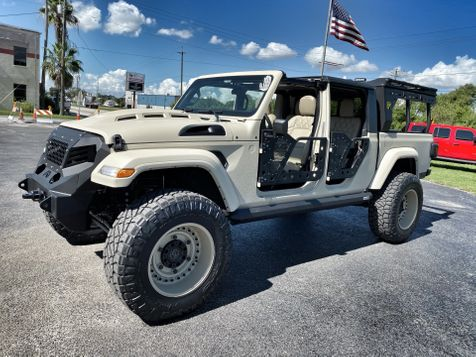2020 Jeep Gladiator GOBI KEVLAR FAB FOURS LEATHER HARDTOP DV8 in , Florida