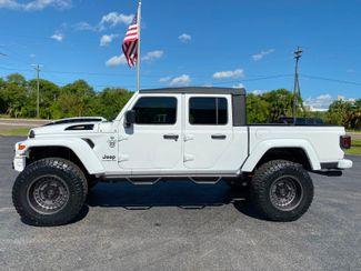 2020 Jeep Gladiator GLADIATOR CUSTOM LIFTED LEATHER DV8 OCD  Plant City Florida  Bayshore Automotive   in Plant City, Florida