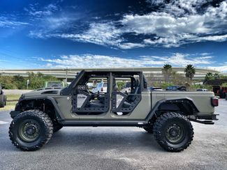 2020 Jeep Gladiator KILLSHOT CUSTOM LIFTED LINE X FABFOUR 38s  Plant City Florida  Bayshore Automotive   in Plant City, Florida