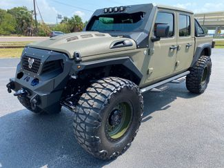 2020 Jeep Gladiator 7 LONG ARM 40s FAB FOUR BLACK RHINO OCD  Plant City Florida  Bayshore Automotive   in Plant City, Florida