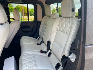 2020 Jeep Gladiator MAD MAX RHINO LINED LEATHER 38s FAB FOUR   Plant City Florida  Bayshore Automotive   in Plant City, Florida