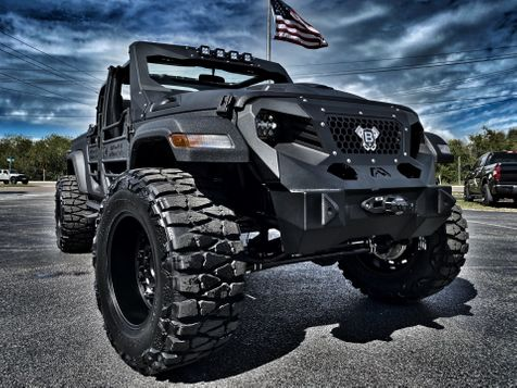 2020 Jeep Gladiator MAD MAX LINE-X FAB FOUR LEATHER 38