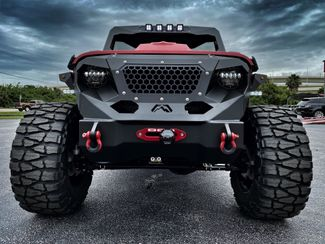 2020 Jeep Gladiator DEADPOOL RHINOLINED LIFTED 38s GRUMPER DV8  Plant City Florida  Bayshore Automotive   in Plant City, Florida