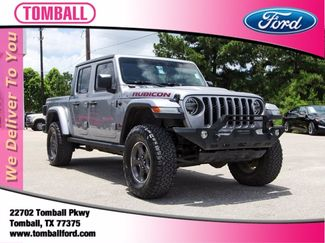 2020 Jeep Gladiator Rubicon in Tomball, TX 77375
