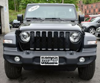 2020 Jeep Gladiator Sport S Waterbury, Connecticut 8