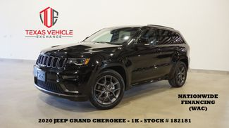 2020 Jeep Grand Cherokee Limited X MSRP 48K,ROOF,NAV,HTD LTH,20'S,1K in Carrollton, TX 75006