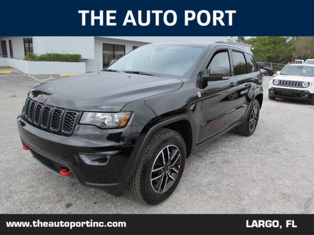 2020 Jeep Grand Cherokee Trailhawk 4x4 in Largo, Florida 33773