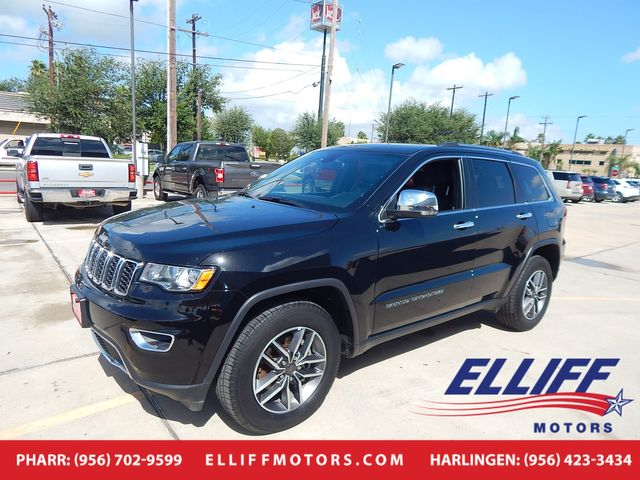 2020 Jeep Grand Cherokee Limited in Harlingen, TX 78550