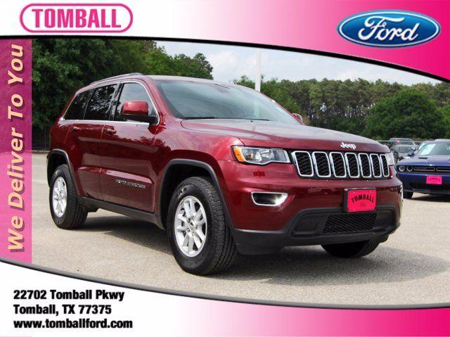 2020 Jeep Grand Cherokee Laredo E