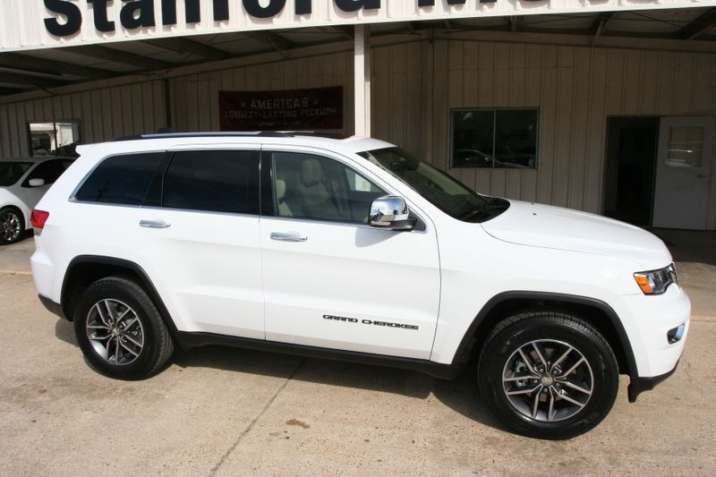 2020 Jeep Grand Cherokee Limited in Vernon Alabama