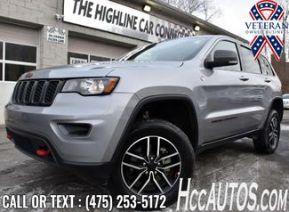 2020 Jeep Grand Cherokee Trailhawk Waterbury, Connecticut