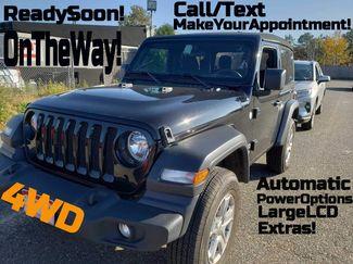 2020 Jeep Wrangler Sport S in Bentleyville, Pennsylvania 15314