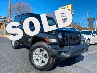 2020 Jeep Wrangler in Charlotte, NC
