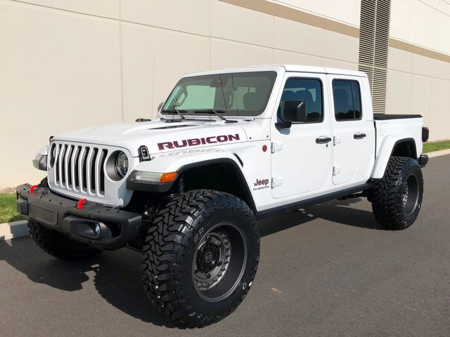 2020 Jeep Wrangler Gladiator RUBICON LOADED 4K MILES LIFTED ONE OF A KIND BADA$$