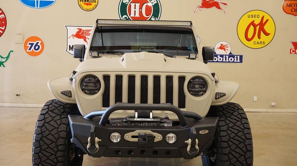 2020 Jeep Wrangler JL Unlimited Sport 4X4 DUPONT KEVLAR