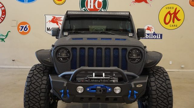 2020 Jeep Wrangler JL Unlimited Sport 4X4 DUPONT KEVLAR,LIFTED,LED'S,FUEL WHLS in Carrollton, TX 75006