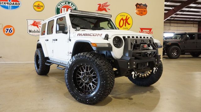 2020 Jeep Wrangler JL Unlimited Rubicon 4X4 LIFTED,BUMPERS,LED'S,NAV,HTD LTH