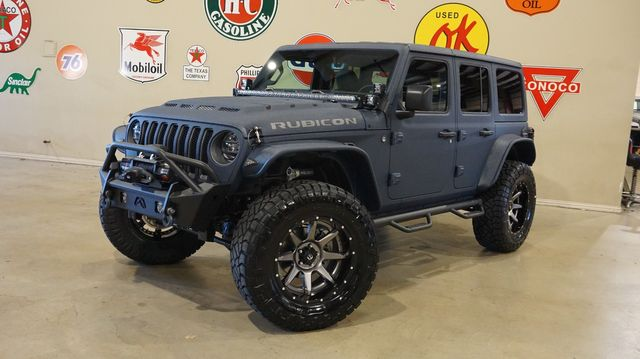 2020 Jeep Wrangler JL Unlimited Rubicon 4X4 DUPONT KEVLAR,LIFTED,LED'S in Carrollton, TX 75006