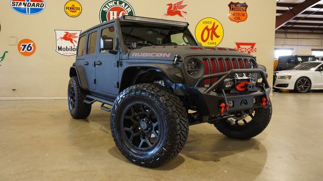 2020 Jeep Wrangler JL Unlimited Rubicon 4X4 DUPONT KEVLAR,LIFTED,LED'S