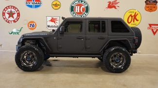 2020 Jeep Wrangler JL Unlimited Rubicon 4X4 DUPONT KEVLAR,SLANT BACK,LIFT,LED'S in Carrollton, TX 75006