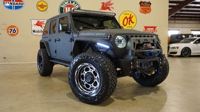 2020 Jeep Wrangler JL Unlimited Rubicon 4X4 DUPONT KEVLAR,SLANT BACK,LIFT,LED'S