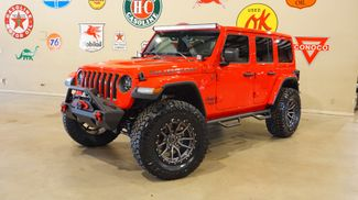 2020 Jeep Wrangler JL Unlimited Rubicon 4X4 LIFTED,BUMPERS,LED'S,FUEL WHLS in Carrollton, TX 75006