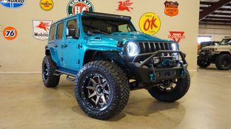 2020 Jeep Wrangler JL Unlimited Sport 4X4 LIFTED,BUMPERS,LED'S,FUEL WHLS in Carrollton, TX 75006